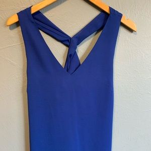 Dressy tank top by Banana Republic
